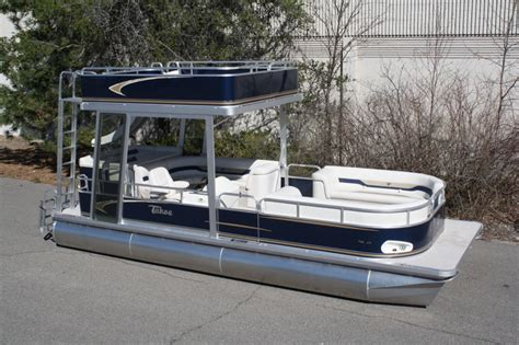 Pontoon Boats For Sale With Slide by 2014 Tahoe Grand Island 24 Pontoon Boat With Slide For Sale