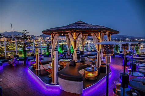 My Marbella Weekender - Pangea Best Rooftop Bar In Marbella