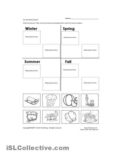 19 of cut and paste grammar worksheets
