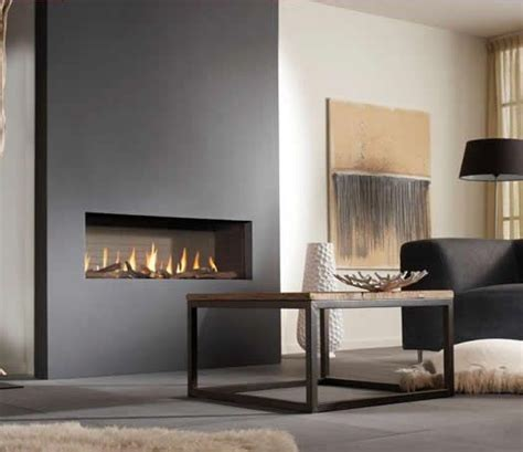 Fireplaces, Modern Fireplaces And Black Fireplace On Pinterest