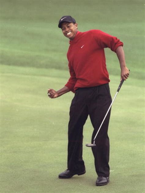 Tiger Woods is writing a book about his win at the 1997 ...