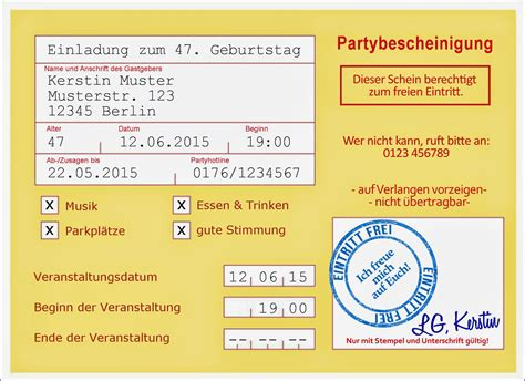einladungskarten  geburtstag vorlagen basteln