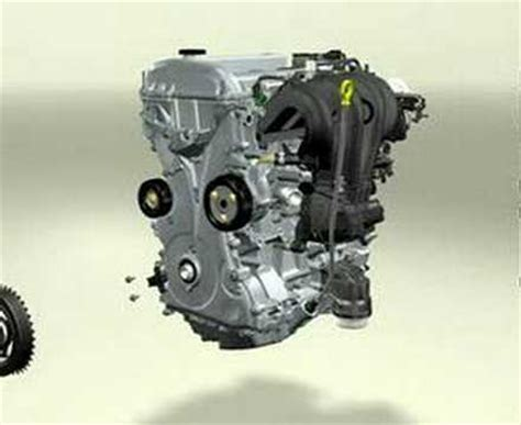 motor ford duratec youtube
