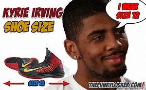 Kyrie Irving Shoe Size - Find Out What Size Sneakers ...