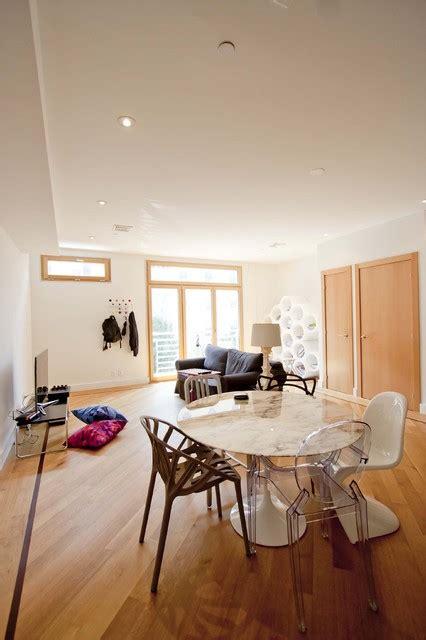 modern  spacious open concept apartment design ideas