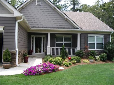 landscape ideas for front of house front yard landscaping pictures and ideas