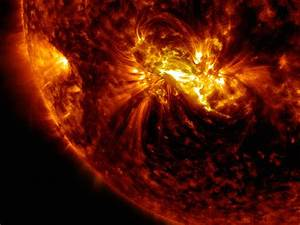 Third Substantial Solar Flare in 2 Days | NASA
