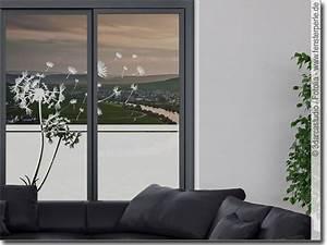 Sichtschutzfolie Für Fenster : milchglasfolie sichtschutz pusteblume ~ A.2002-acura-tl-radio.info Haus und Dekorationen