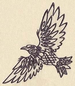 Rabe, Keltisch and keltische Knoten on Pinterest