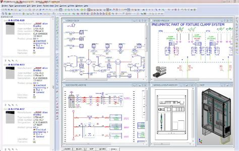 E Plan Electrical Drawing Image by Da Eplan Nuovi Prodotti Al Programma Encompass Di Rockwell
