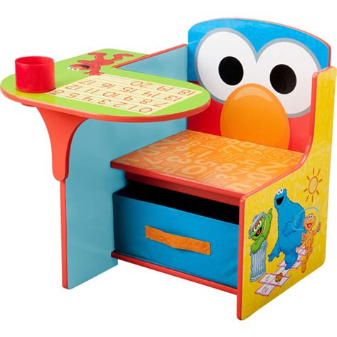 Toddler Desk With Storage by Sesame Desk Chair With Storage Bin Walmart