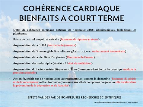 bmcoherence cardiaque methode