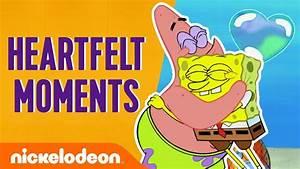 Heartwarming Moments 💛 | SpongeBob - YouTube  Spongebob