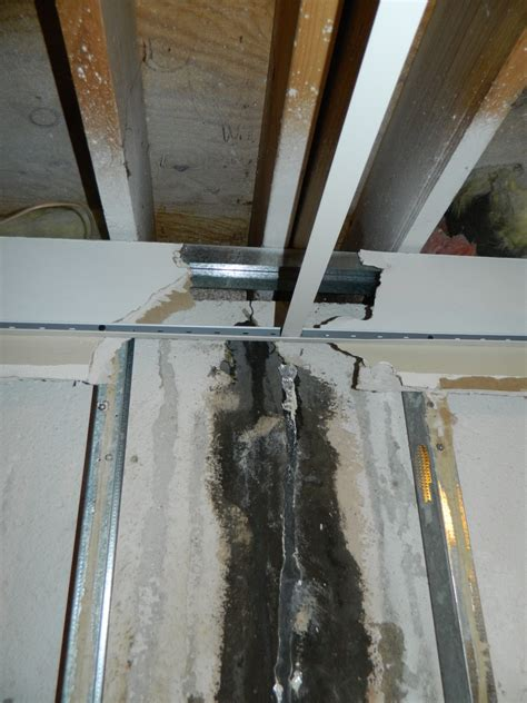 Leak How To Repair Leaking Cemented Crack In Basement, Fix
