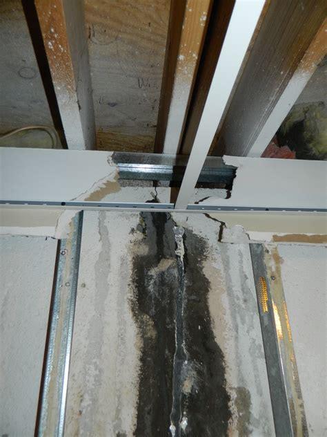 Leak How To Repair Leaking Cemented Crack In Basement Fix