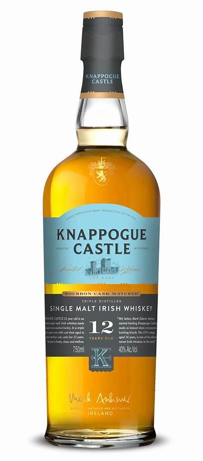 Whiskey Castle Single Malt Irish Knappogue Scotch
