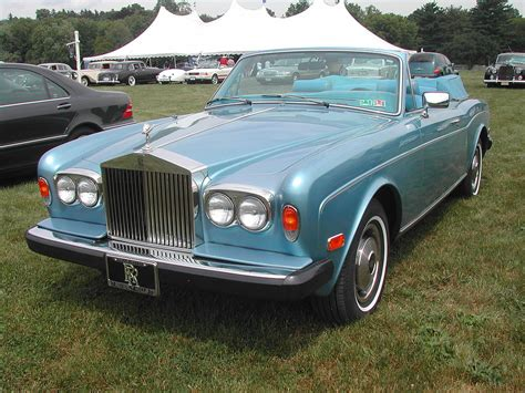 Rolls Royce by Rolls Royce Corniche