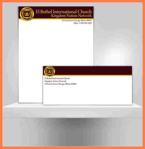 Know more about church letterhead what is church letterhead. 11+ church letterhead template   Company Letterhead