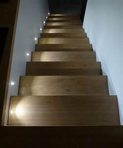 eclairage led electricien graulhet qta electricite With eclairage pour escalier interieur