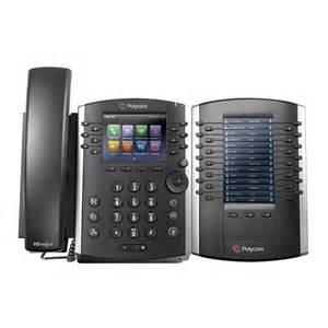 VVX 400 Polycom Phone