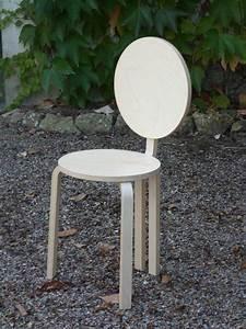 Une petite chaise POP avec FROSTA Bidouilles IKEA