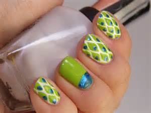 Nail designs spring colors color