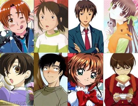 beautiful japanese manga girls boys  cartoon