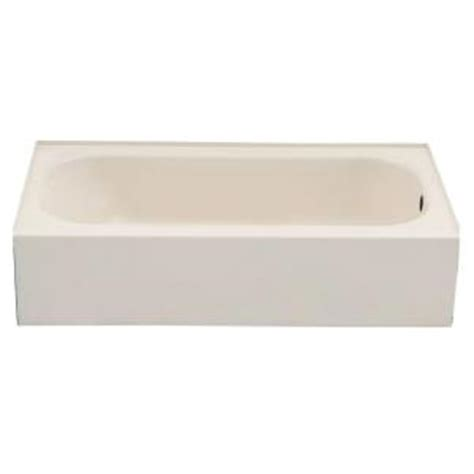 Home Depot Bootzcast Bathtub by Bootz Industries Bootzcast 5 Ft Right Drain Soaking Tub