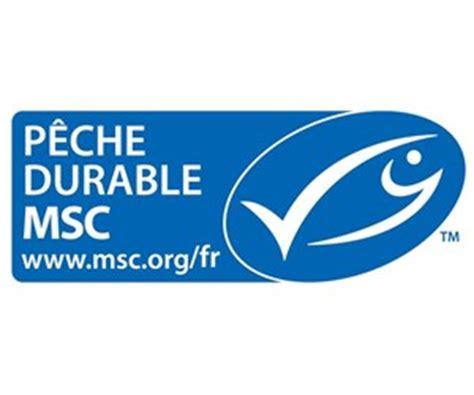 Label MSC et pêche durable