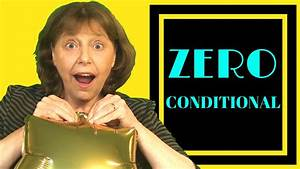 The, Zero, Conditional, In, Action