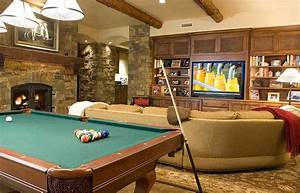 game room photos | Telluride Luxury Ski Vacation Rental ...