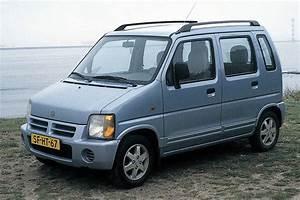 Especificaciones De Suzuki Wagon R  1 0 Gl Manual 5 Puerta