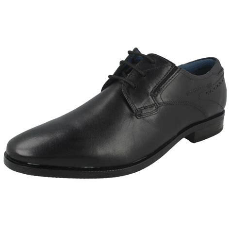 Order bugatti designer shoes & boots with free next day uk delivery at arthur knight. Mens Bugatti Stylish Lace Up Formal Shoes 25101 | eBay