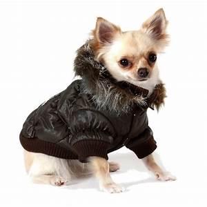 Video Pour Chien : doudoune pour chien coloris chocolat manteau pour chien oh pacha ~ Medecine-chirurgie-esthetiques.com Avis de Voitures