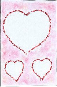 E39 Una Questione Di Cuore Calligrammi