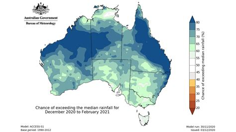 The chance of a thunderstorm. Brisbane Weather Forecast December 2020 / Australia S ...