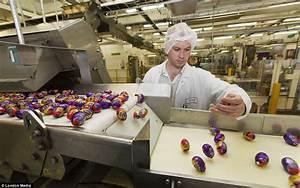 Inside Cadbury's chocolate factory where 1.5m creme eggs ...