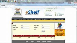 Library management system in asp net using c