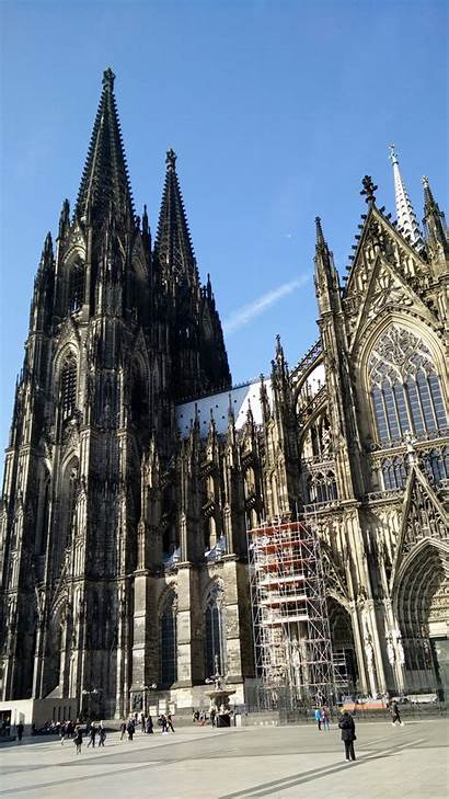 Cologne Cathedral Grand Camera Mobile Almost Capture