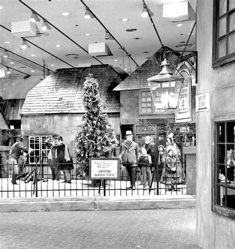 dayton s marshall field s and macy s displays in photos