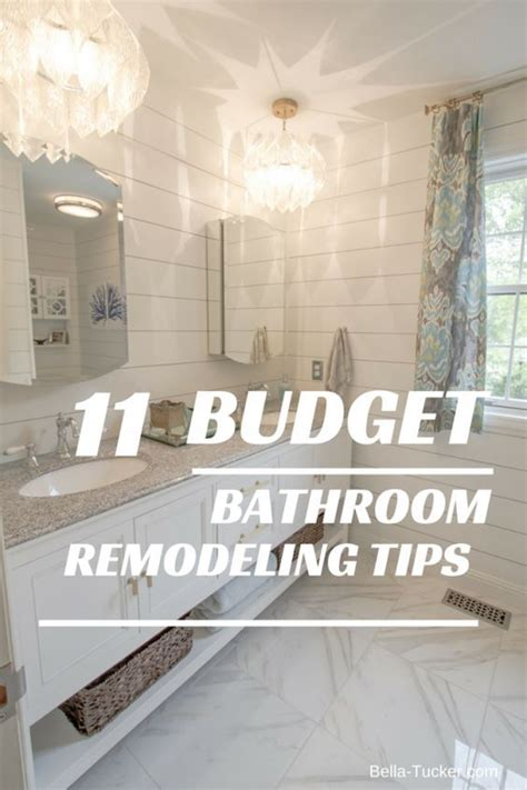 Remodeling Bathroom Ideas On A Budget by Best 25 Budget Bathroom Ideas On White