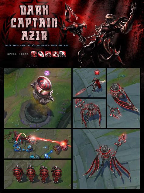 soviet azir red stars grey armor ashes   sand