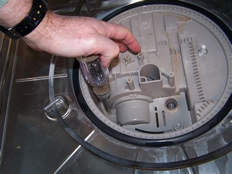 Kitchenaid Dishwasher Grinder by How To Repair Dishwashers Kitchenaid Repair Chopper