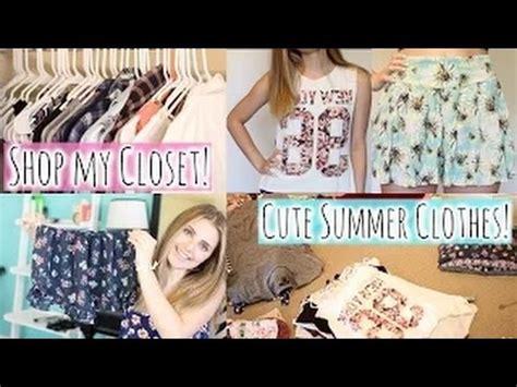shop  closet cute inexpensive summer clothes girls