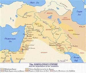 Map Of Babylon | World Map 07