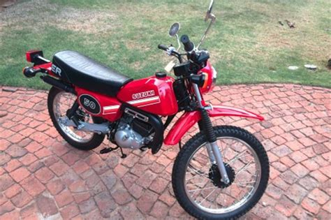 Suzuki Ts 50 by Suzuki Ts 50 Er Motorcycles For Sale In Gauteng R 25 000
