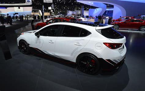 2013 Mazda Club Sport 3 Concept Image