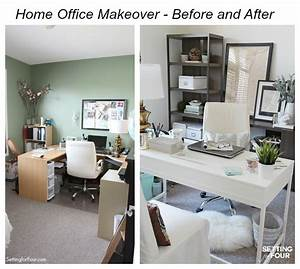 home, office, makeover, -, before, and, after