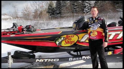 Boat Brands Starting With B by Kevin Vandam S Nitro Z9 And Fan Q A