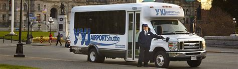 Airport Shuttle Service by Yyj Airport Shuttle Bc Airport Transportation